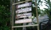 Entrada al Parque Nacional Natural Amacayacu Fuente: Uff.Travel