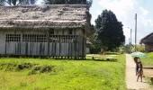 Villa etnica en Amacayacu Fuente: flikr.com Dave Lonsdale