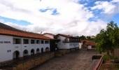 Plaza cívica los Muiscas. Fuente: guatavita-cundinamarca.gov.co