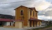 Estación del Tren Tocancipá. Fuente: www.tocancipa-cundinamarca.gov.co