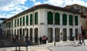 Calarcá: Alcaldía Municipal.  Fuente:  www.panoramio -  Foto por: César Parada