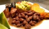 Gastronomia Bandeja Paisa Fuente: flickr.com por Triangulo del Cafe