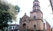 Catedral San Joaquín - Curití. Fuente: Diócesis del Socorro y San Gil