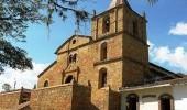 Parroquia Nuestra Señora del Rosario de Chiquinquirá-Páramo. Fuente: Diócesis de Socorro y San Gil